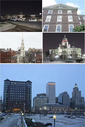 Providence Attractions